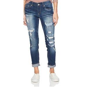 Unionbay Murphy mid rise vintage peg jeans 6712